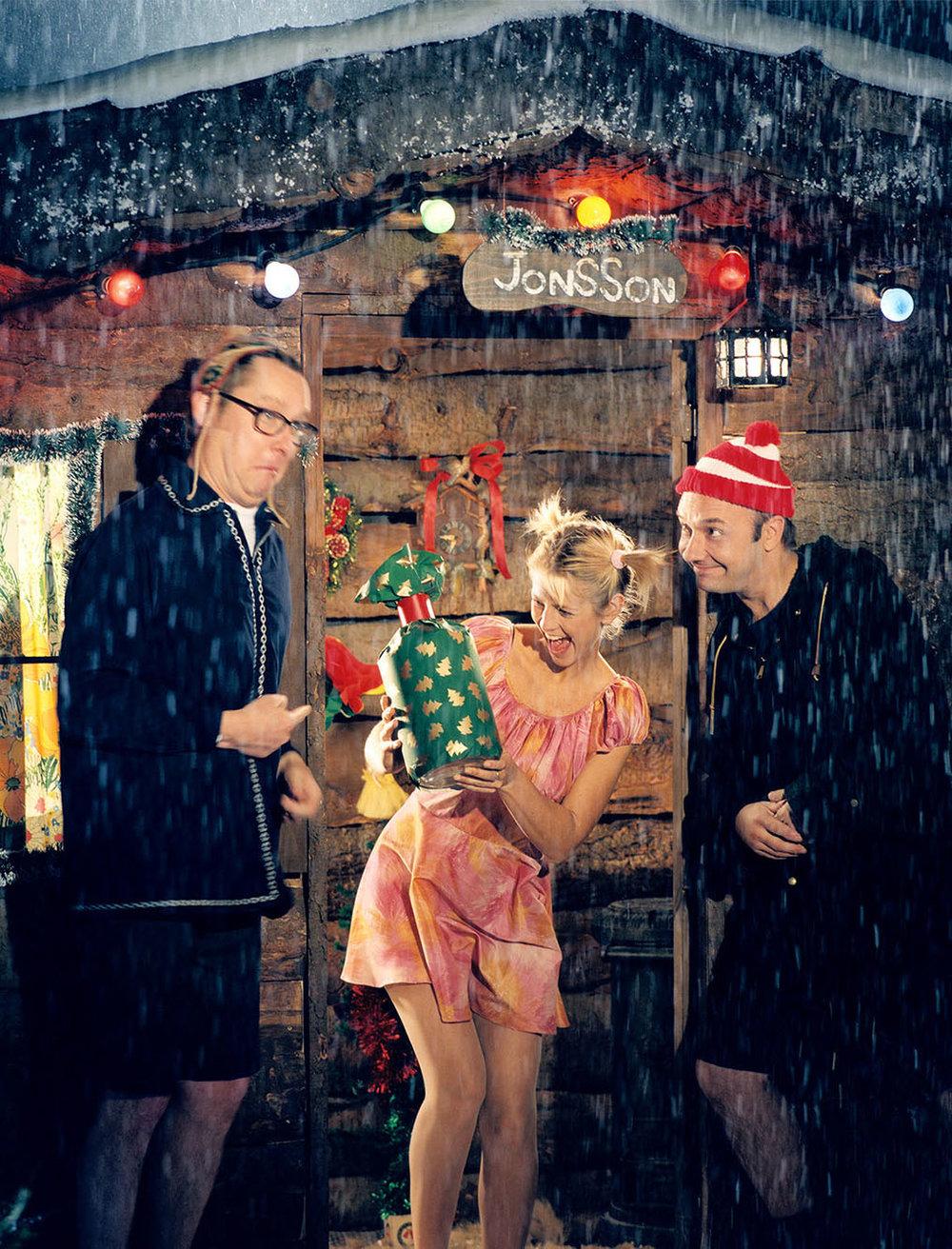 BBC - Christmas Promo Shooting Stars