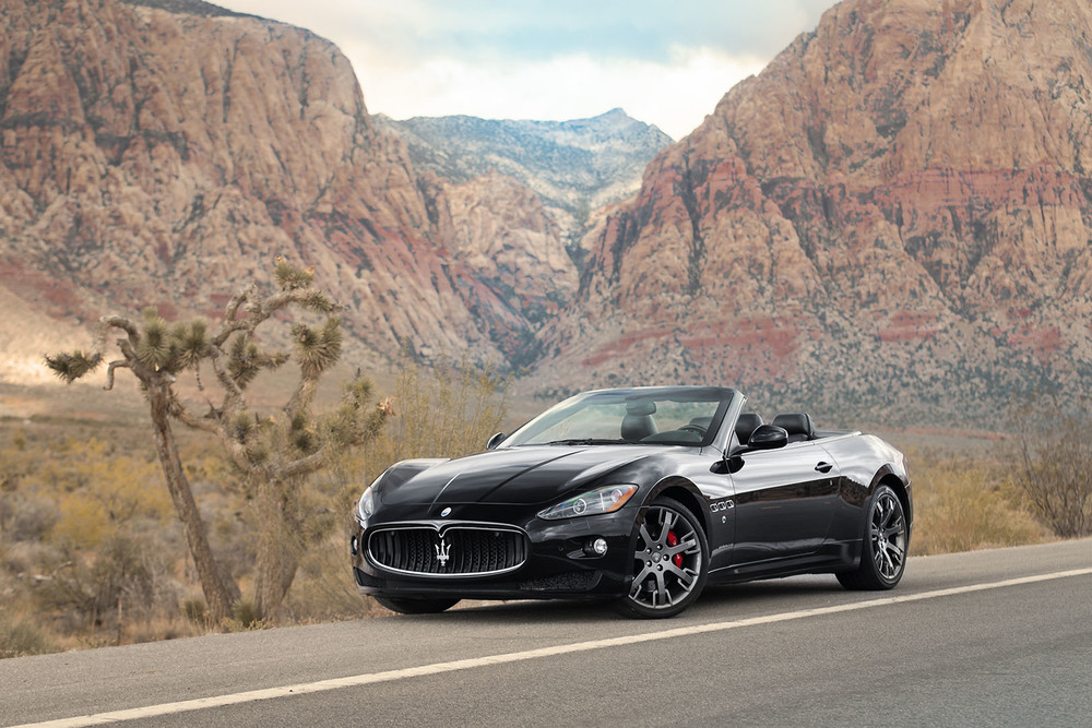 Maserati Red Rock Canyon Las Vegas.jpg