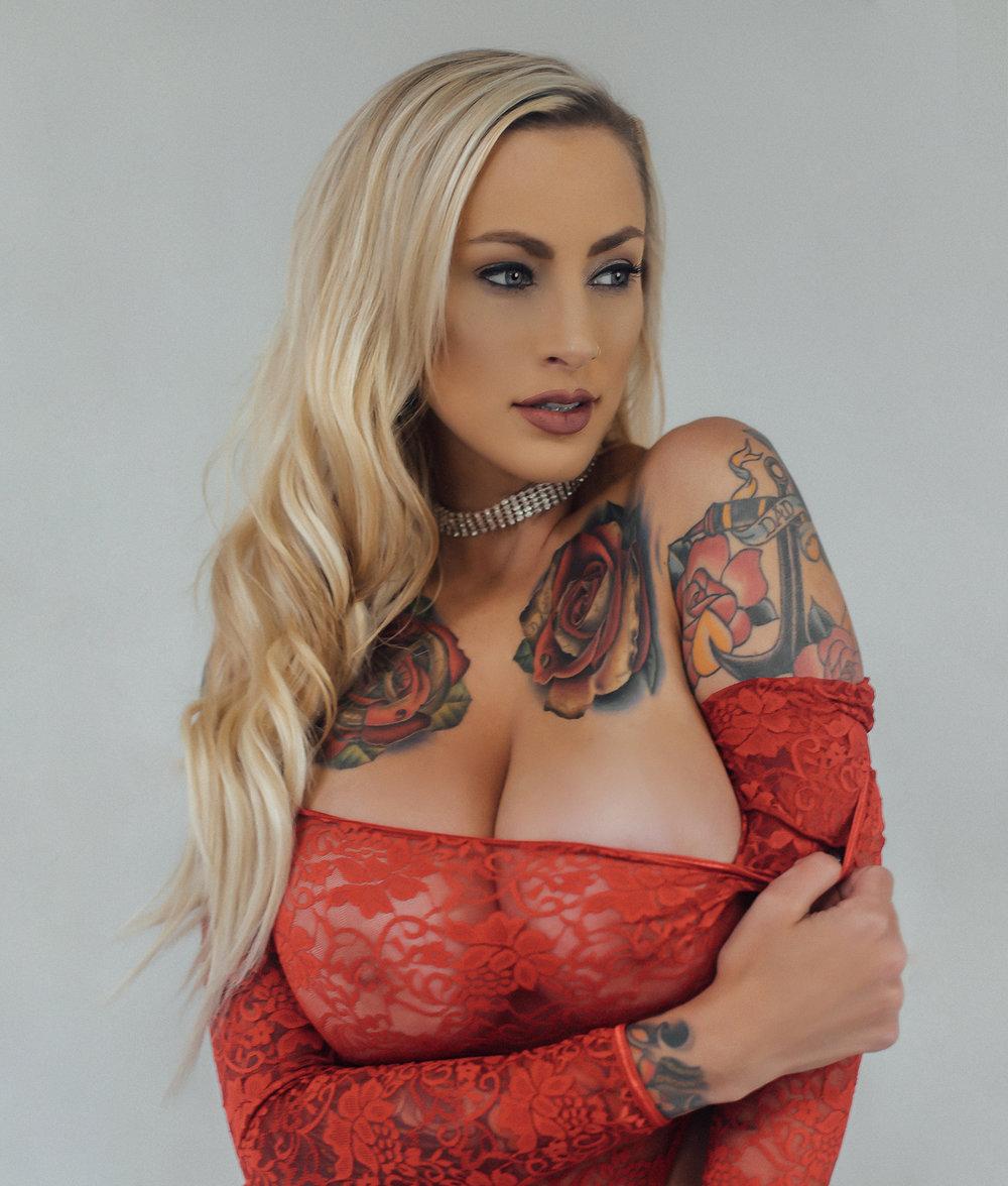 Photo taken at Fixe Studio - Shot by: Eames Alexander | Model: Ashley Boston