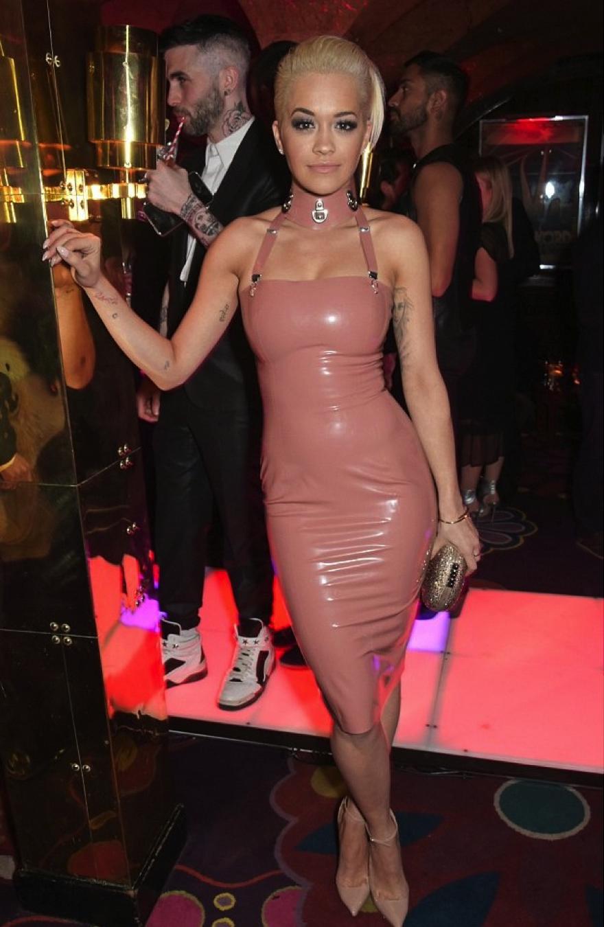 4.Rita Ora