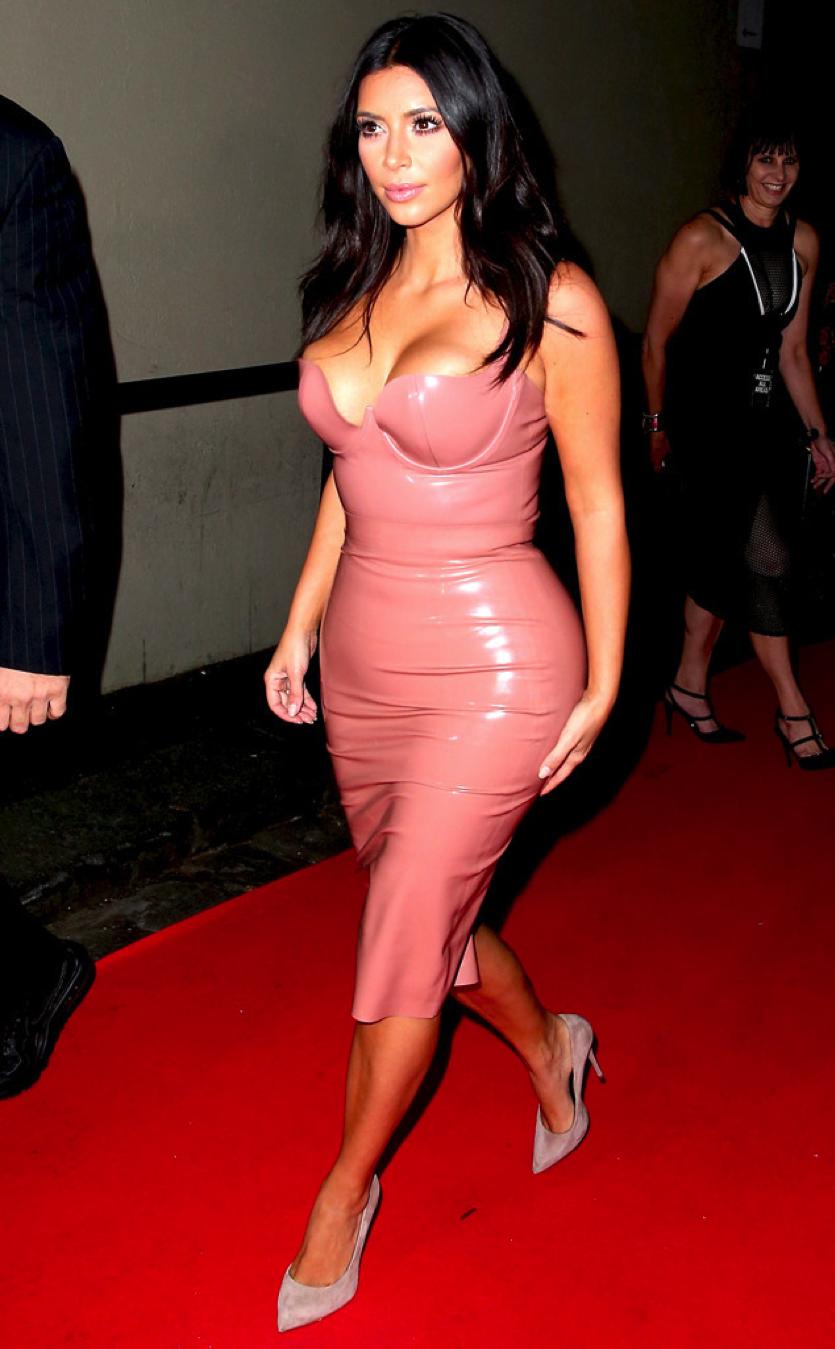 7.Kim Kardashian