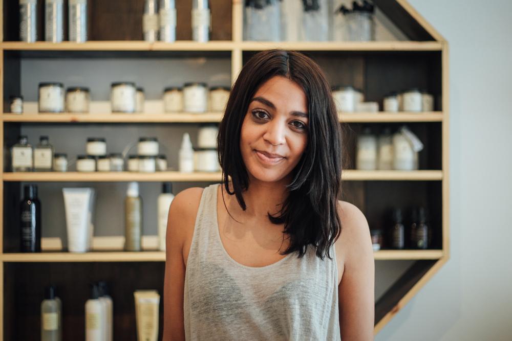 Nitasha Goel, SKYN Magazine