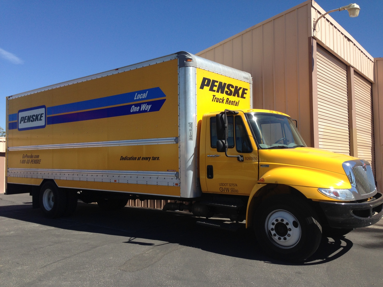 Moving Truck Rental Calimesa Atlas Storage Centersself Storage San