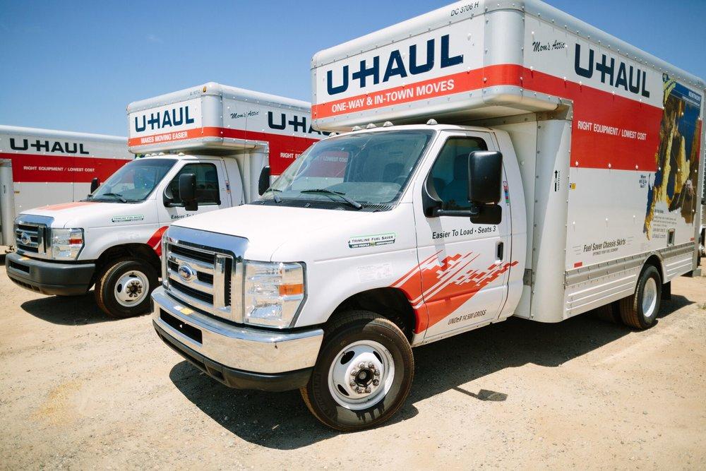 Budget truck rental vista ca
