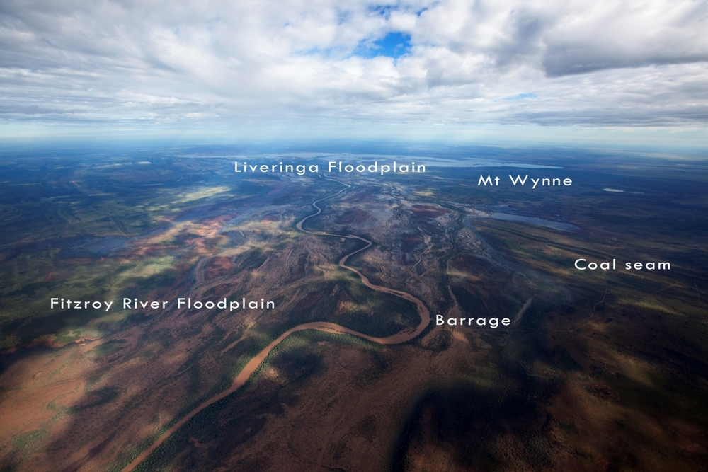 Image: Environs Kimberley