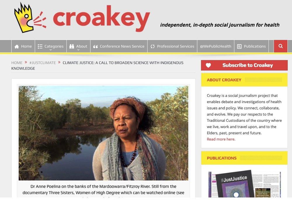croakey