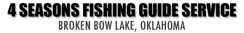 Broken Bow Lake Fishing Guide Service