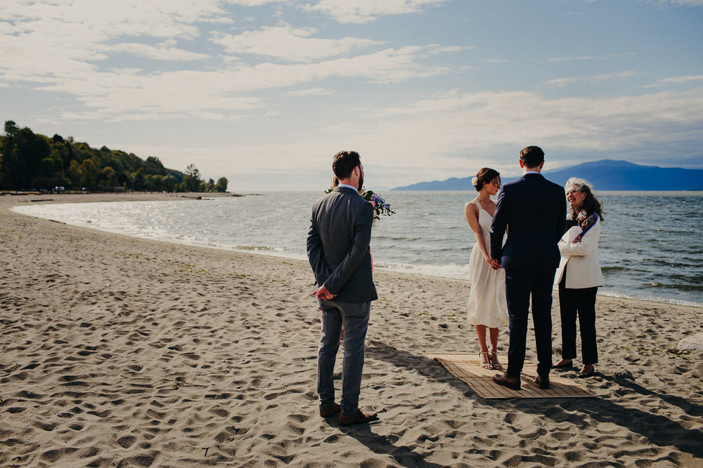 spanish banks wedding ceremony scene