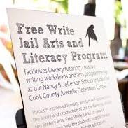 Free Write Jail Arts and Literacy Program