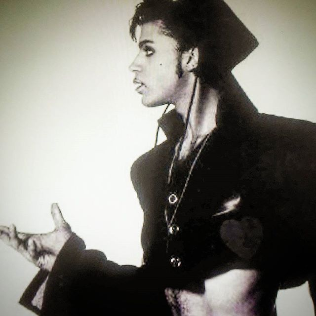 What a way to celebrate one of my Favorite artist happy bday Prince