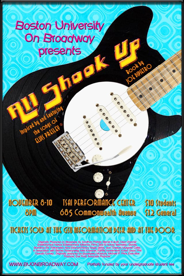 """All Shook Up""  Fall 2012"