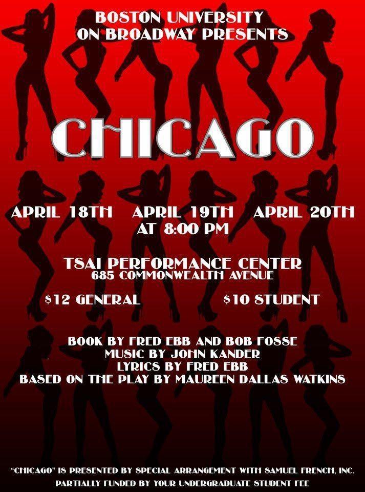 """Chicago""  Spring 2013"