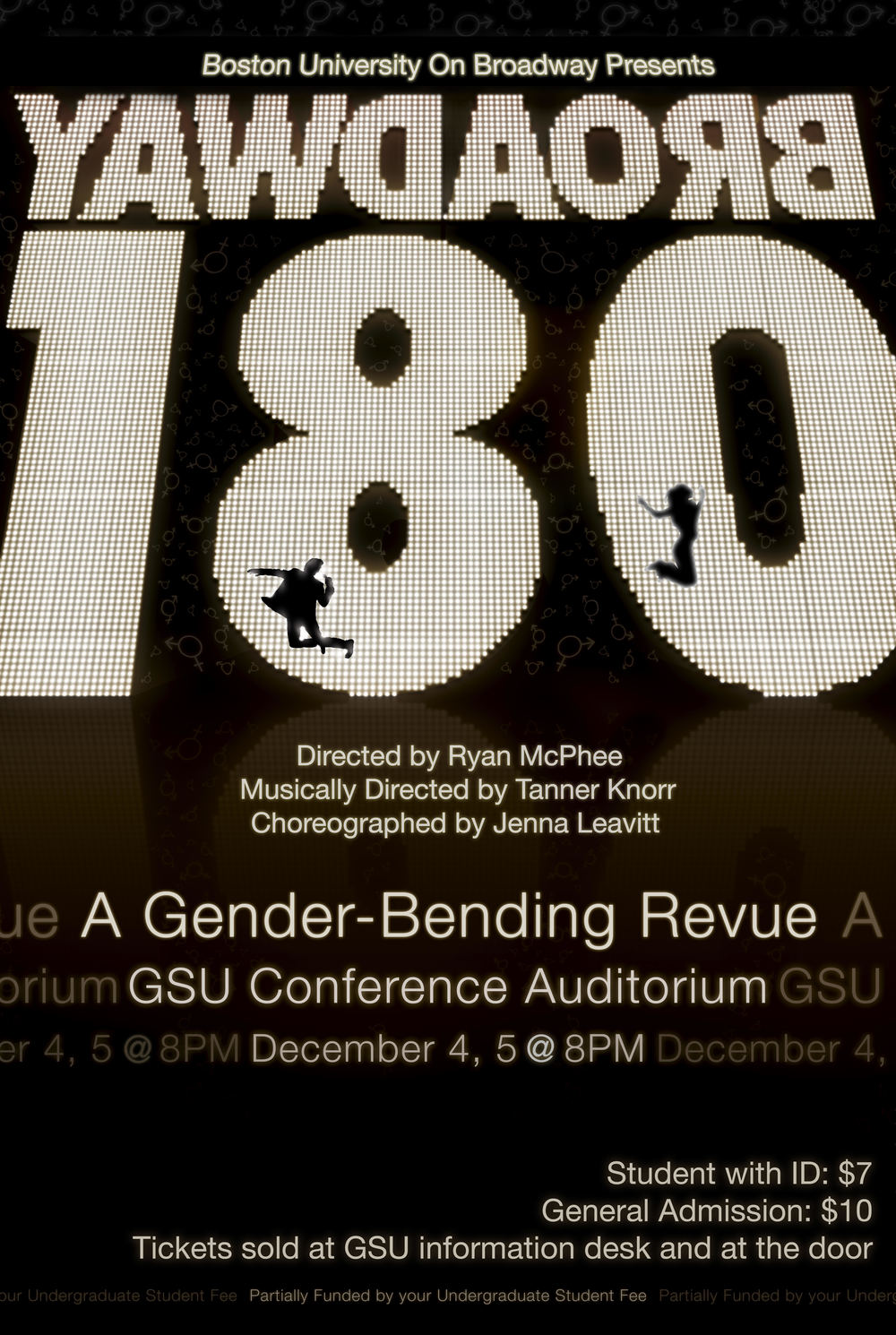 Broadway 180: A Gender-Bending Revue (Fall 2009)