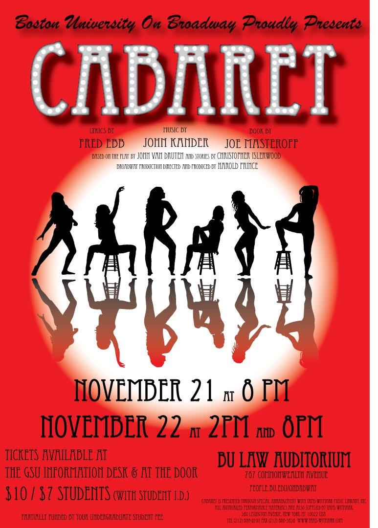 """Cabaret""  Fall 2008"