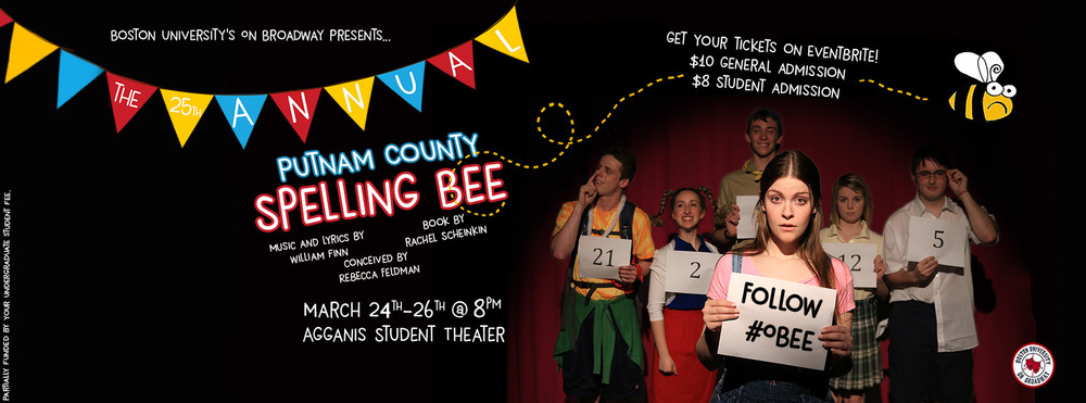 """The 25th Annual Putnam County Spelling Bee"" Spring 2016"