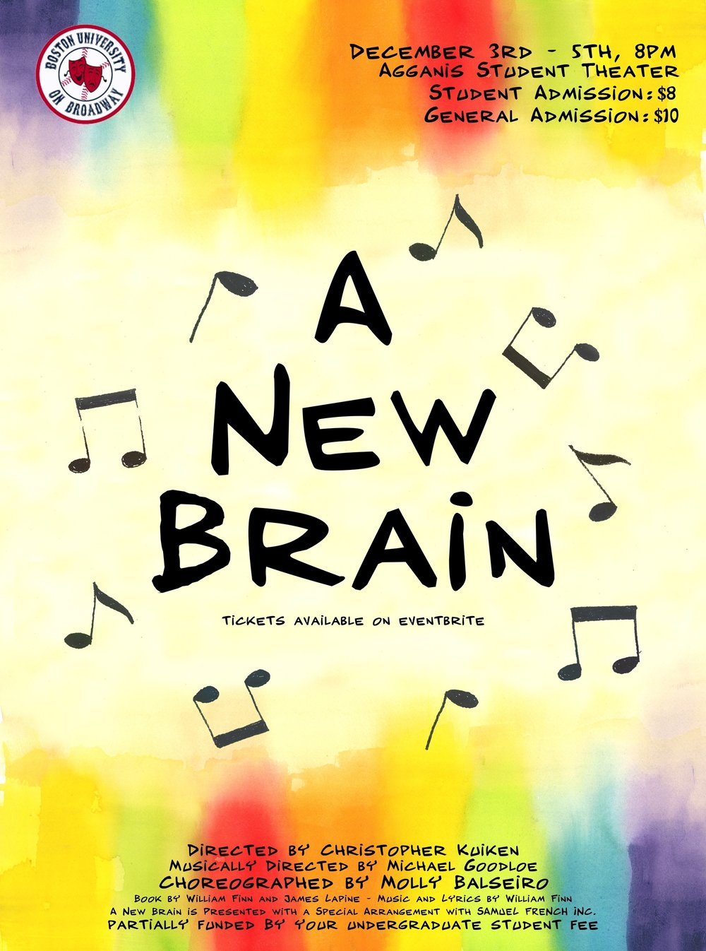 """A New Brain"" Fall 2015"