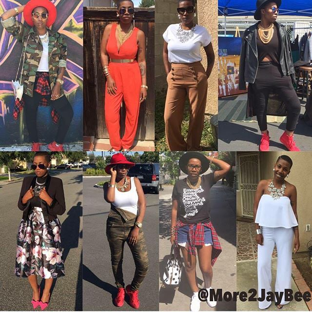 For all your #styling, #personalshopping or #visualmerchandising needs : #More2JayBee fashionista #fashionbombshell #comptonfashion #specialiccasion #style @fashionbombdaily @juneambrose