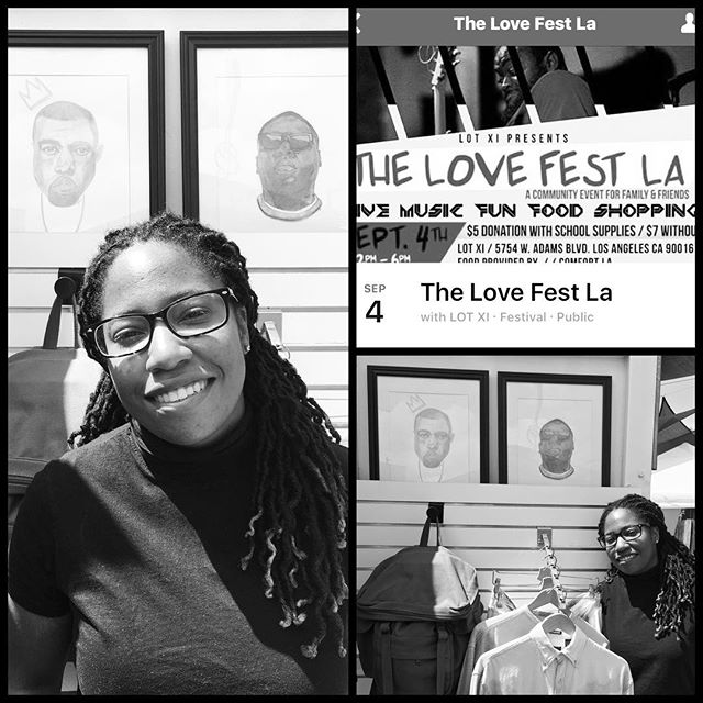 @lot_xi ft @ardiscirca89 MUSIC x FASHION x FOOD x ART #SUPPORTTHEARTS 5474 West Adams Los Angeles #thelovefestLA CUSTOM ART AND FASHION . Clean organic soul food too!