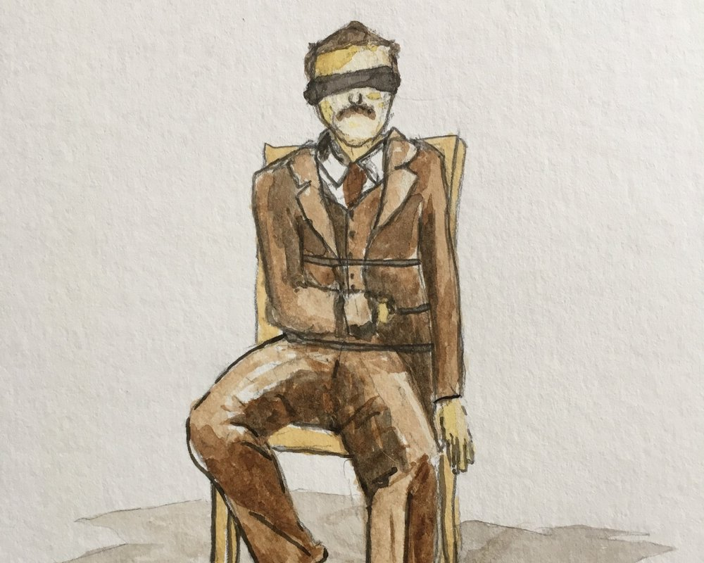 James Connolly Was Shot in the Chair
