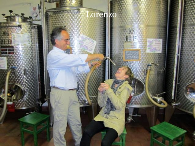 lorenzo and wine vat.jpg