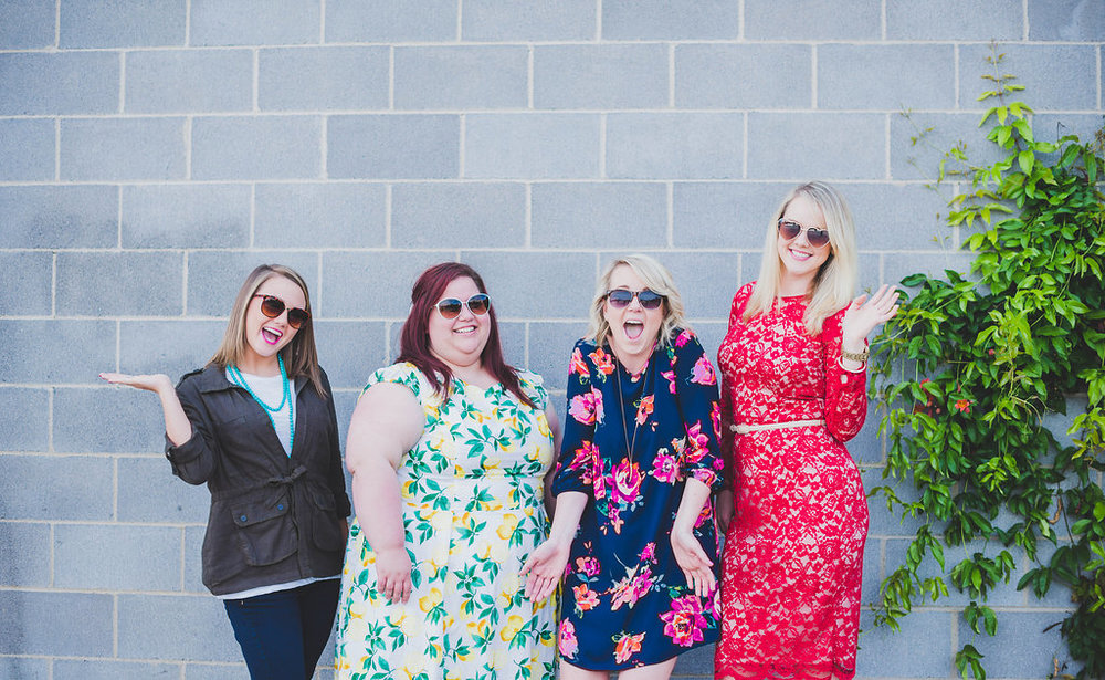 Andersen, Megan, Caitlin + Jillian | Photos by  Savannah Pyron Photo