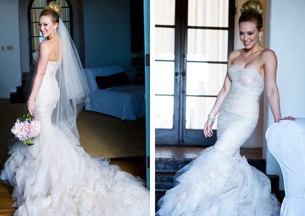 Top 5 | Celebrity Wedding Gowns — CELEBRATE DALLAS | TEXAS WEDDING ...
