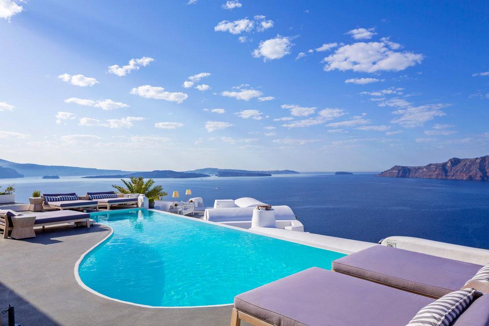 Photo | Katikies Boutique Resorts and Villas