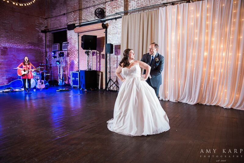 Meagan + Dave  | Photo by  Amy Karp Photography
