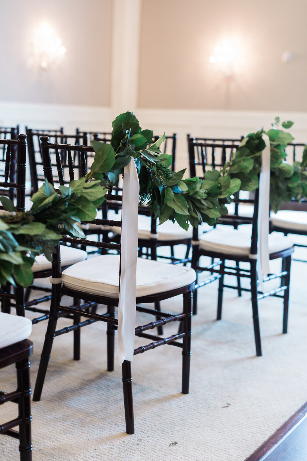 aisle garlands | $175+