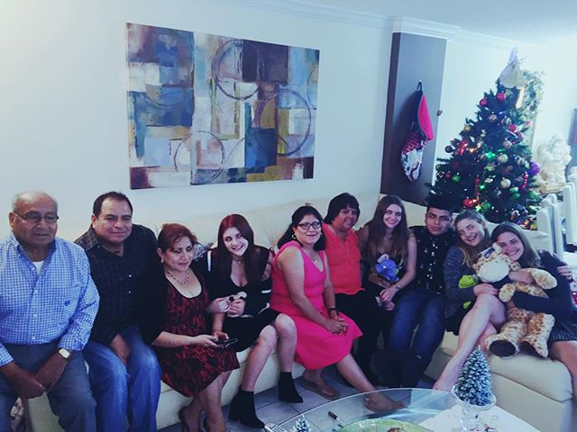 We found a few familiar faces from Peru this Christmas! Feliz Navidad and Happy New Year from us to you!!!