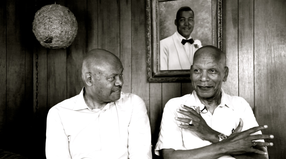 Raymond and Kenny Nelson