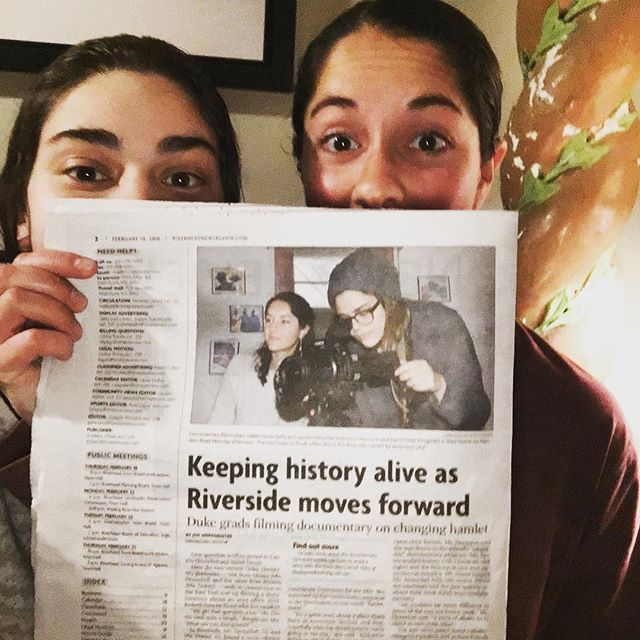 Look Ma, we made it to page 2! Big thanks to @riverheadnewsreview for taking an interest in our new doc #theshareddivide #eyebrowsonfleek #riverhead #riverside