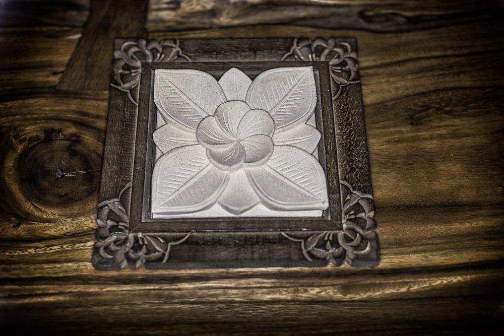 Limestone Flower