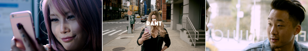 The Rant Directed by Evan Jackson Leong