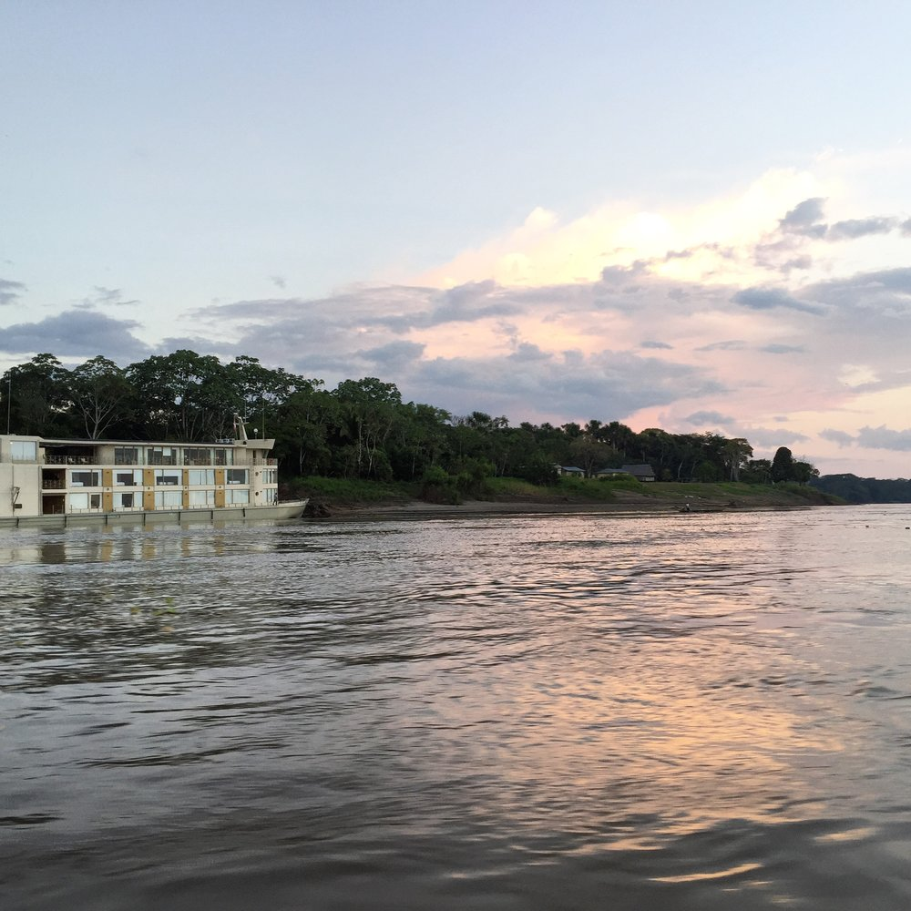 The Cure for Social Media Fatigue Is an Amazon River Cruise (AFAR)   A smartphone addict finds out what happens when she's forced to disconnect deep in the Amazon rain forest
