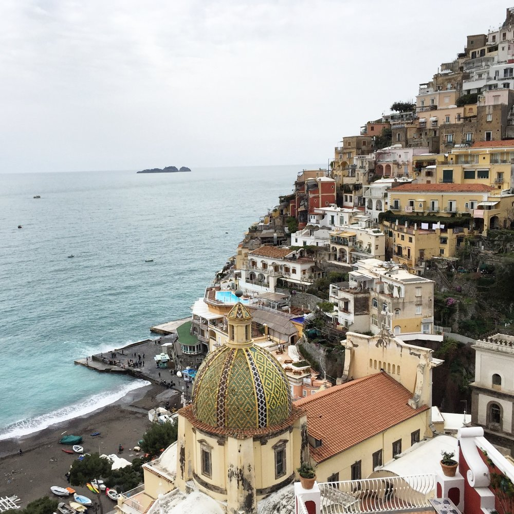 The 7 Most Luxurious Suites on the Amalfi Coast (Architectural Digest)   With its precipitous cliffs, hillside villages, winding roads, and sparkling sea, this little stretch of paradise jutting out into the Bay of Naples has come to symbolize  la dolce vita  since the 1950s