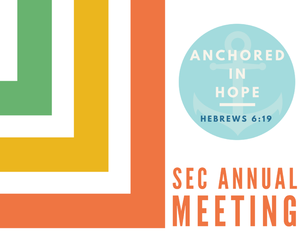Events southeast conference evangelical covenant church 2018 sec annual meeting schedule publicscrutiny Images
