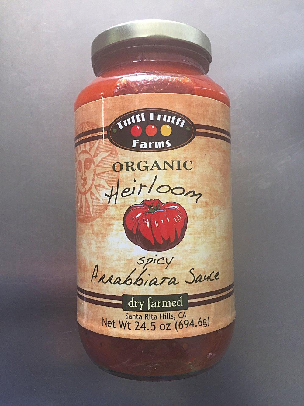 Tutti Frutti Sauce