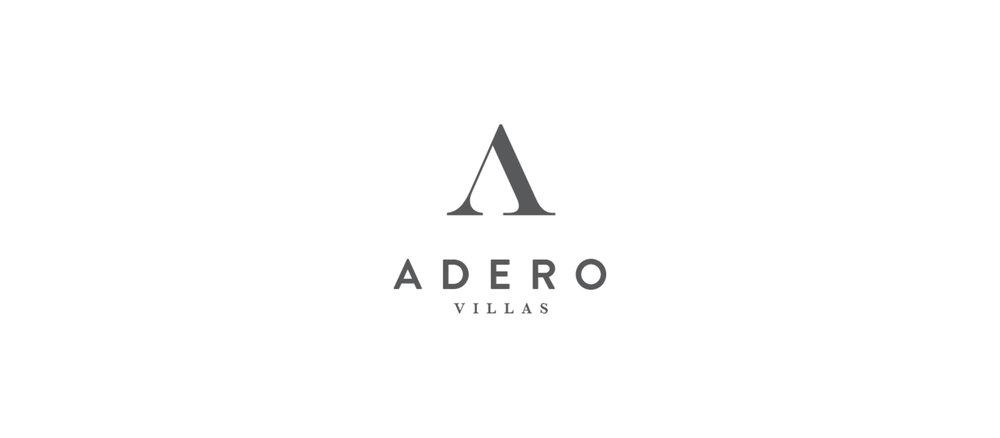 Logo design and branding for luxury lifestyle homebuilder in Phoenix, Arizona