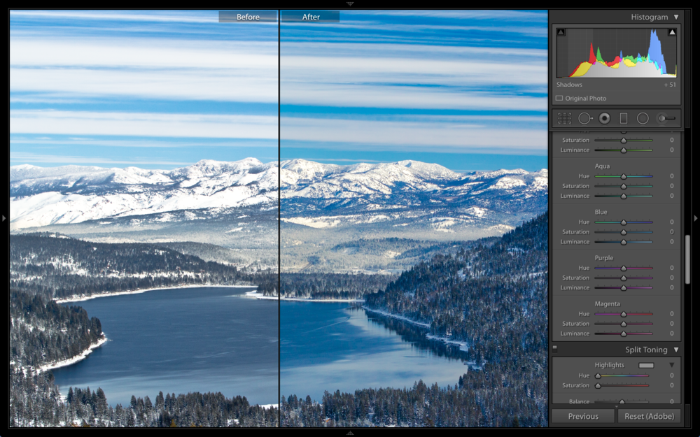 Donner Lake & Truckee CA