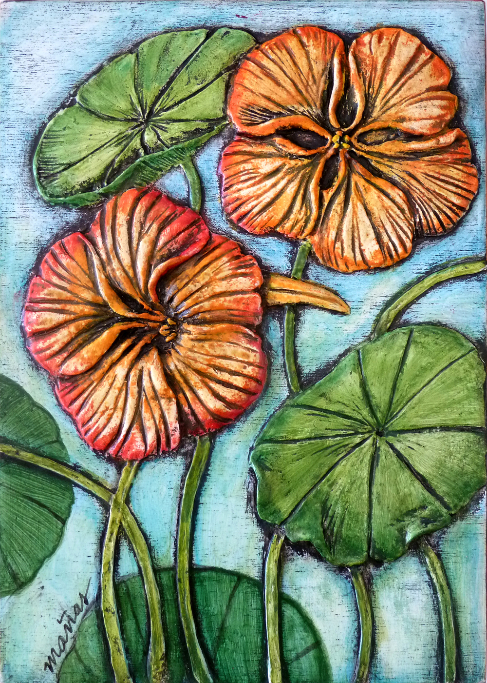 Nasturshiums