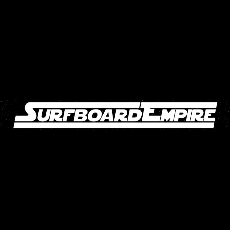 logo and exterior signage design  for surfboard empire