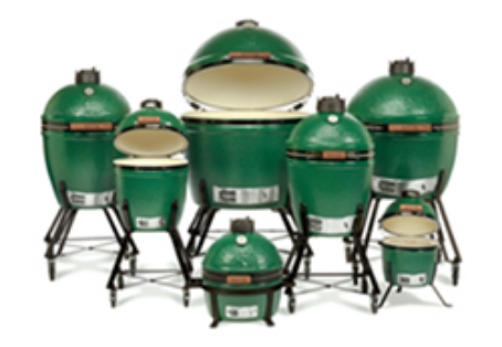 The Big Green Egg Family
