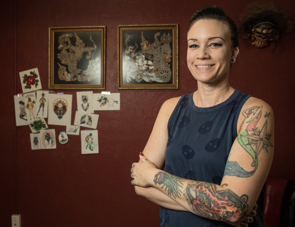 Sweeney - The Vice Tattoos - Springfield, Ore.
