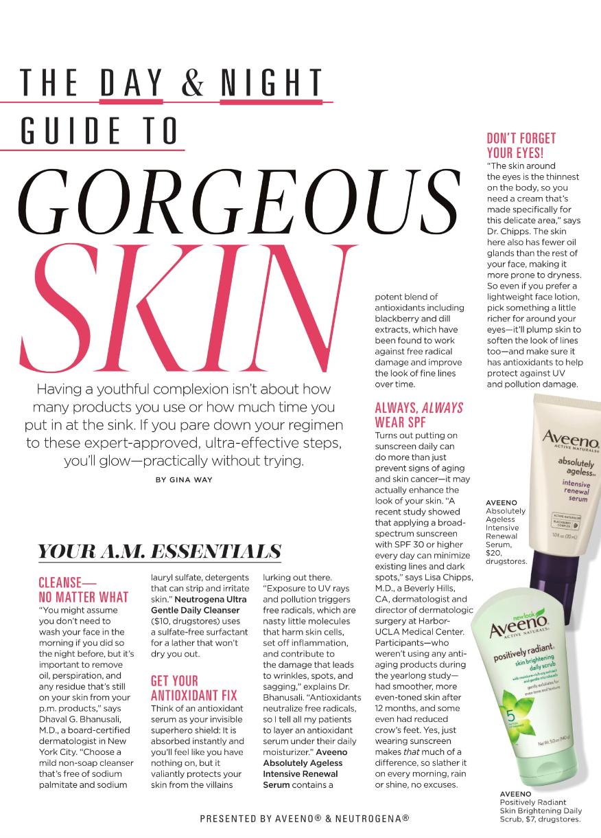 The Day & Night Guide to Gorgeous Skin