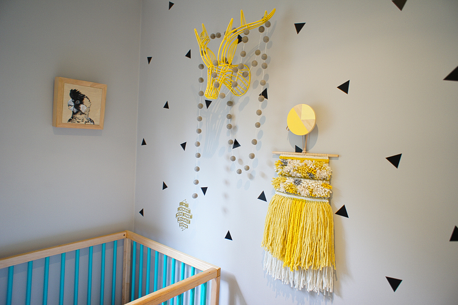 natalie jones mustard woven froufrou wall hanging 8.jpg