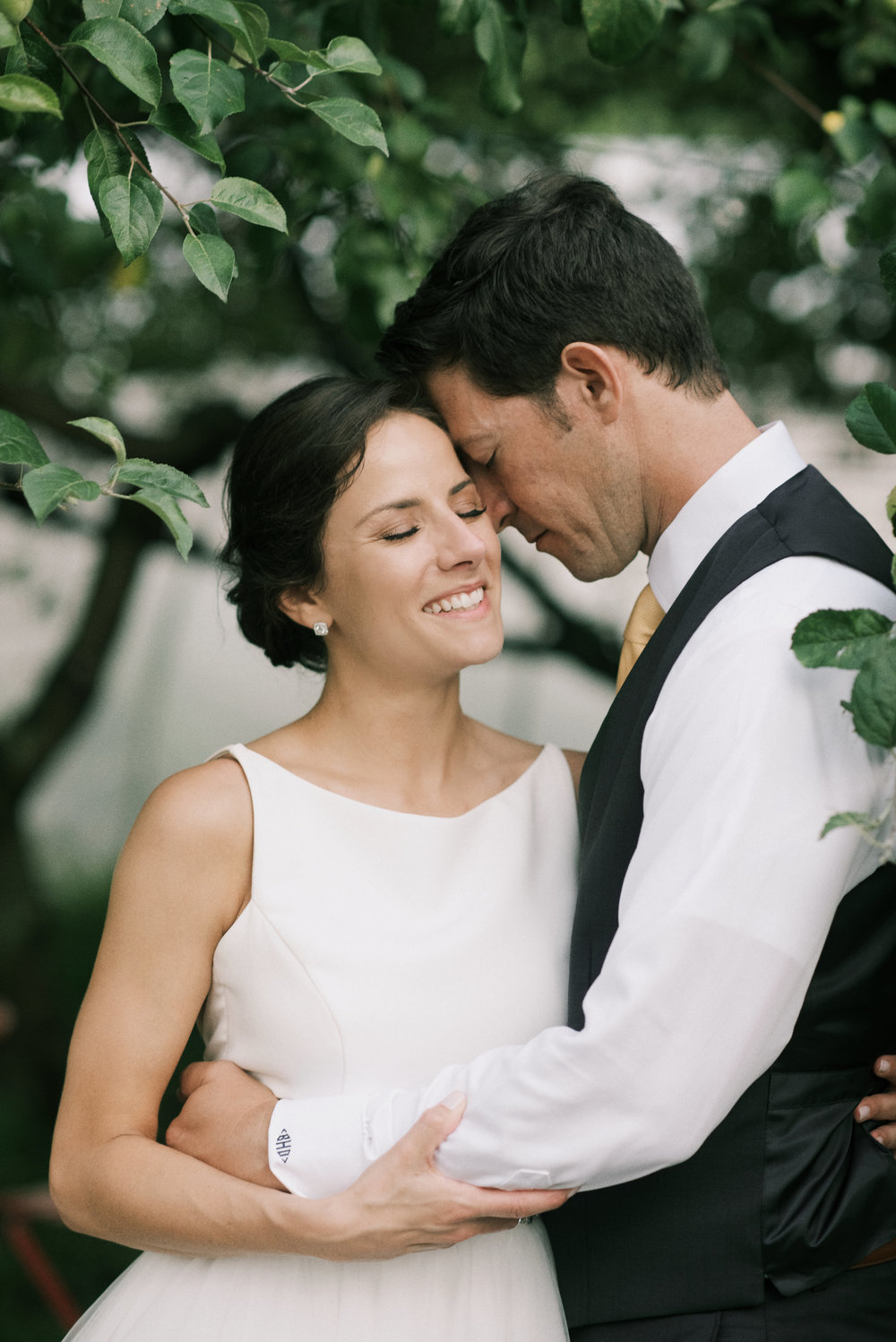 Christine & Brian - Blooming Hill Farm | Hudson Valley, NYPhotos by Basia Ambroziak