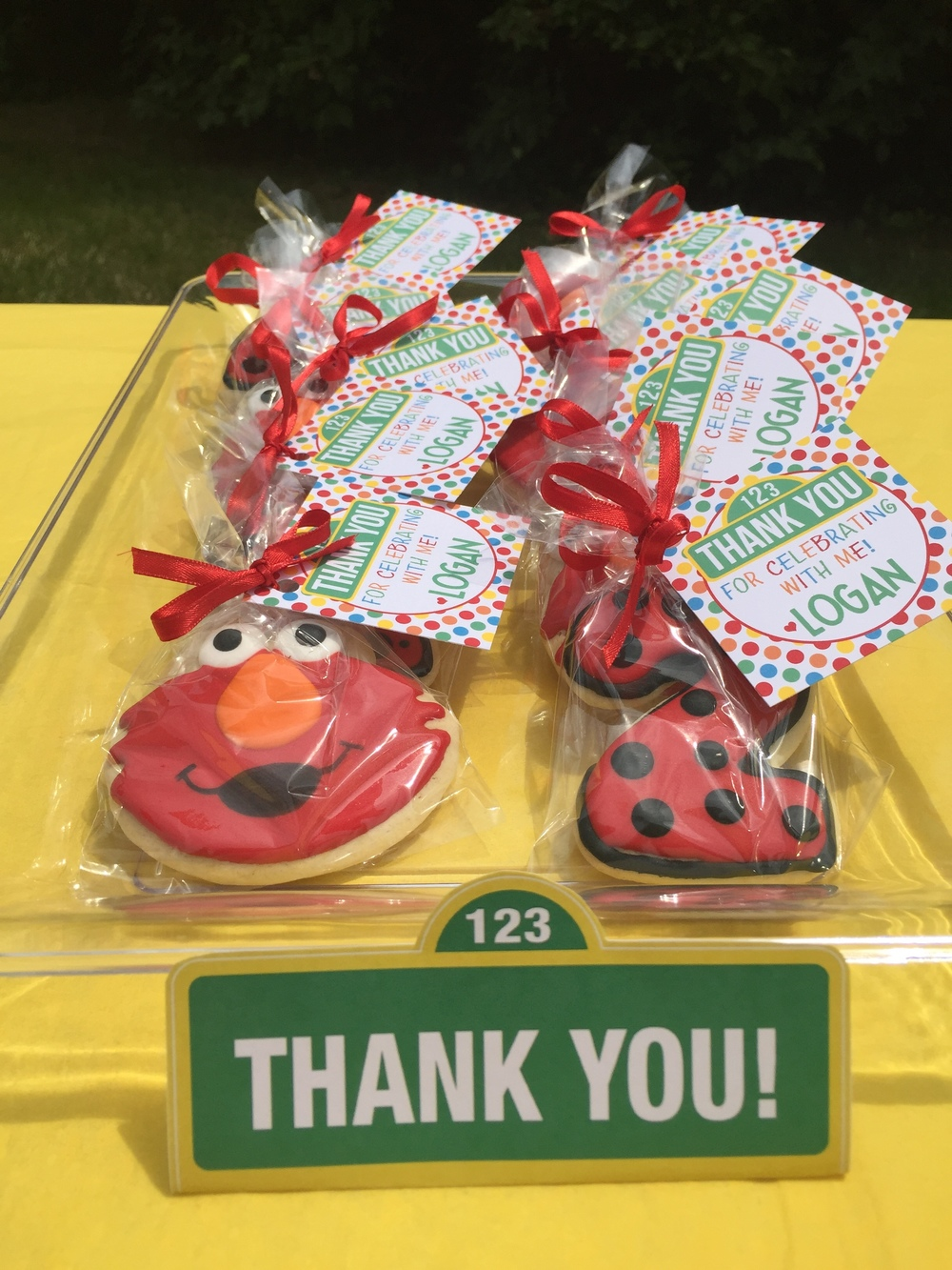 "img src=""httpwww.theparkwayevents.jpg"" alt=""San Francisco Bay Area Event Planner Sesame Street Elmo Birthday Party Favors"".JPG"