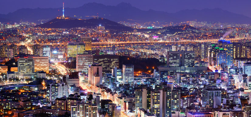 Seoul  Image Credit: hydrocarbons-technology.com/projects/thailandptt/images/5-thailand-sunset.jpg