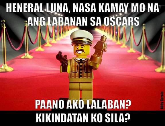 Heneral Luna For Oscars Awards